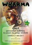 GALA & concert du groupe KILEKAN dans Manifestations affichegala-106x150
