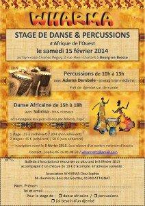 Flyer_stage_15fev2014